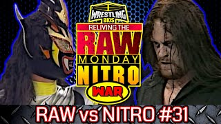 "Raw vs Nitro ""Reliving The War"": Episode 31 - May 6th 1996"