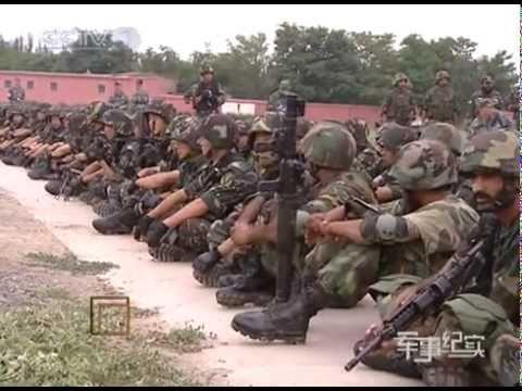 đặc nhiệm china- 【CCTV-7 军事纪实 2010-07-29】中巴联合军事演习纪实 (1)