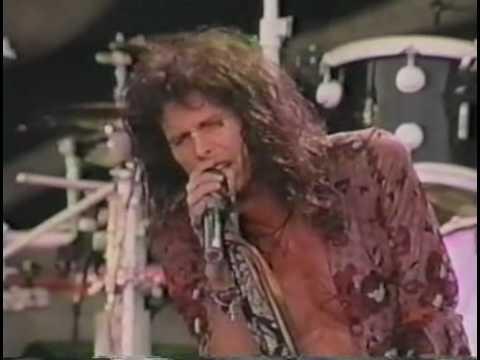 Aerosmith Crazy Live Holland '94