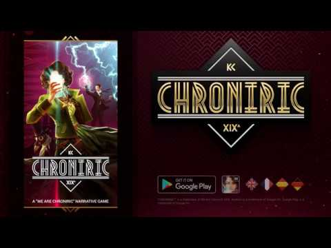 CHRONIRIC: Time Traveler – Interactive story 1