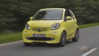 2017 smart fortwo Brabus Edition Review