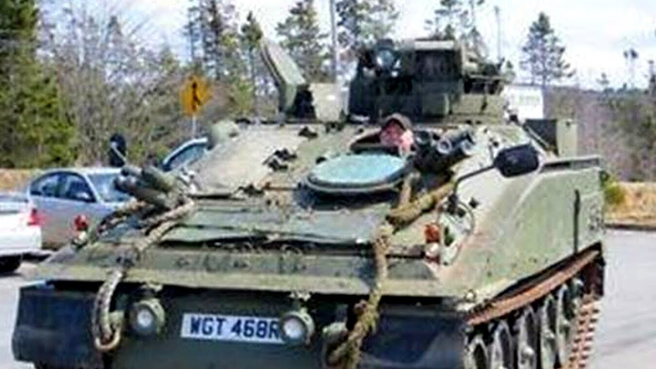Anti-tank missile launcher for sale on Kijiji for $48,000