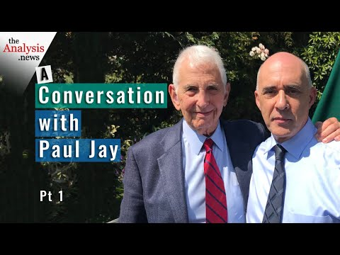 A Conversation With Paul Jay - Pt1