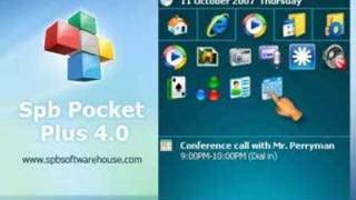 Spb Pocket Plus 4.0 - Today Plug-In