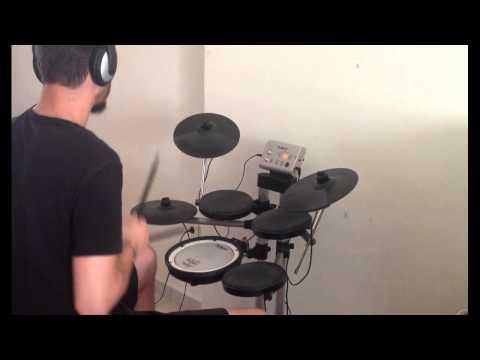 Steelheart - She's Gone (Drum Cover)