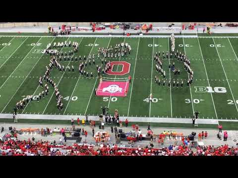 Full Ohio State halftime show vs. Maryland