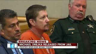 Florida's 'Stand Your Ground' shooter Michael Drejka released from jail on bond