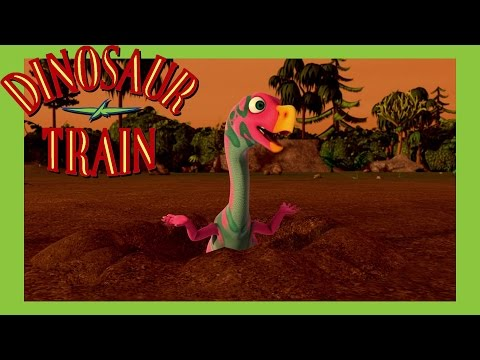 The Burrowers  Dinosaur Train  The Jim Henson Company