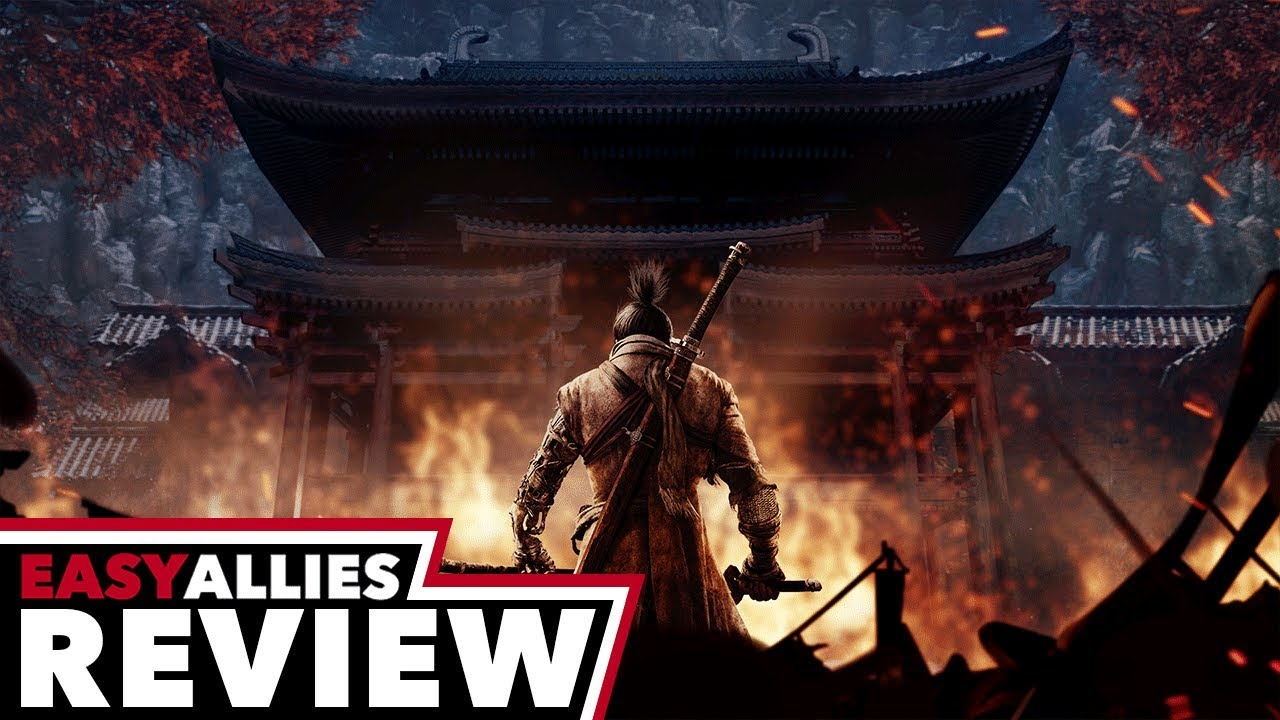 Sekiro: Shadows Die Twice - Easy Allies Review