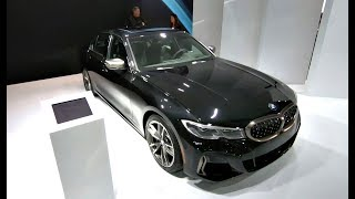 2020 BMW M340i xDrive Sedan - POV Walkaround Exterior & Interior - 2018 LA Auto Show