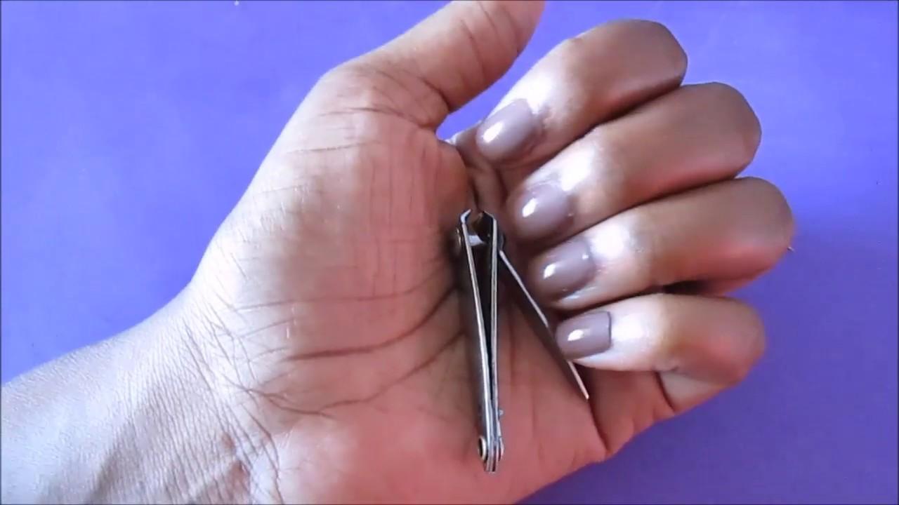 Comment Retirer Ses Faux Ongles