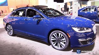 2019 Lincoln MKZ - Exterior and Interior Walkaround - 2018 LA Auto Show