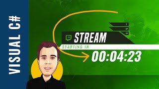 How to Program a Countdown for Twitch in C#