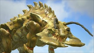 ARK Survival Evolved has additional Creatures and Dinos