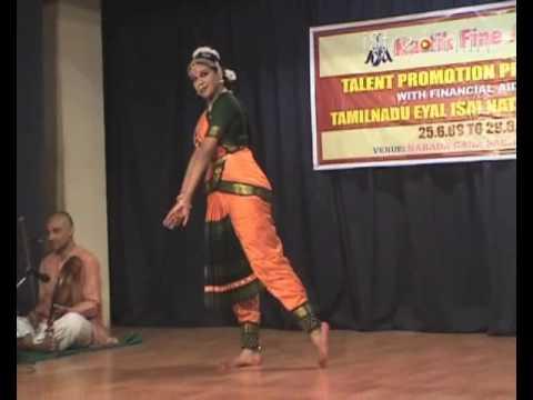 Bharatanatyam by Archana Narayana Murthy - Part 3