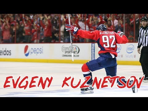 What Gear Does Evgeny Kuznetsov Use?