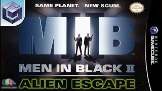 Longplay of Men in Black II: Alien Escape