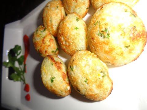 Instant Crispy suji/Rawa ke Appe for easy breakfast/Appam in Indian style // सूजी/रवा के अप्पे/अप्पम