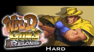 Wild Guns: Reloaded | [PC Playthrough] [Clint] [Hard]