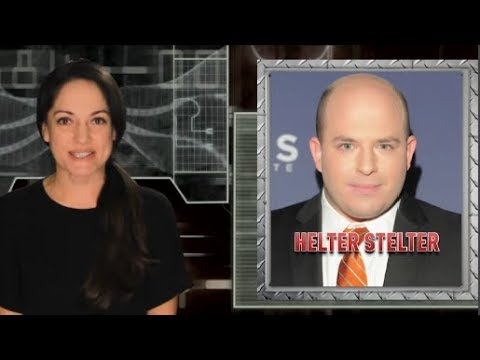 CNN's Brian Stelter admits he didn't vote for president in 2016