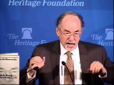 The Black Book of the American Left: The Collected Conservative Writings of David Horowitz - YouTube