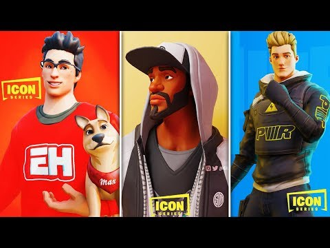 UPCOMING Icon Series Skins, Scrapped Team Feature, & MORE (Fortnite News)
