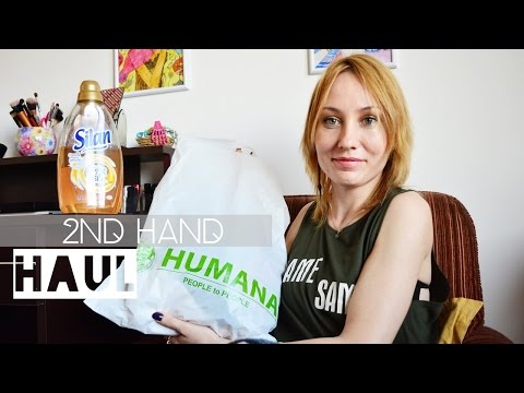 Try on haul: Shopping la Humana