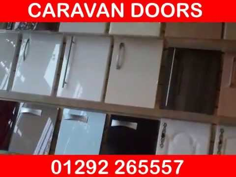 Caravan Doors - Need to Replace Caravan Doors and damaged panels