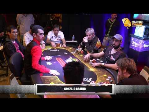 Madero Poker Master Cup 8k