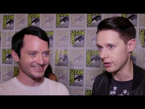 The Cast Of Dirk Gently SPILLS Season 2 Hints At Comic Con 2017