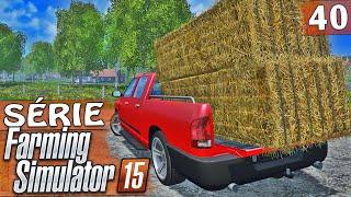 Farming Simulator 2015 - Transporte de Fenos
