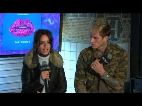 CAMILA CABELLO AND MACHINE GUN KELLY |...