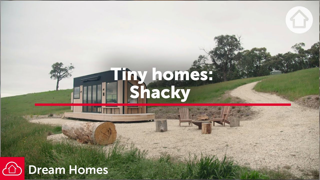 Shacky  Tiny homes  realestate.com.au