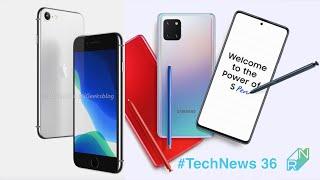 Żenujący iPhone 9, premiera S11 (S20), LG G9, S10 Lite i Note 10 Lite | Robert Nawrowski