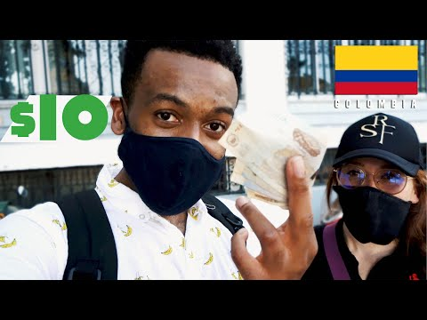 what can $10 get YOU in Cartagena Colombia!?
