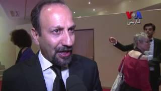 گفتگوی اختصاصی صدای آمریکا با اصغر فرهادی، برنده بهترین فیلمنامه جشنواره کن