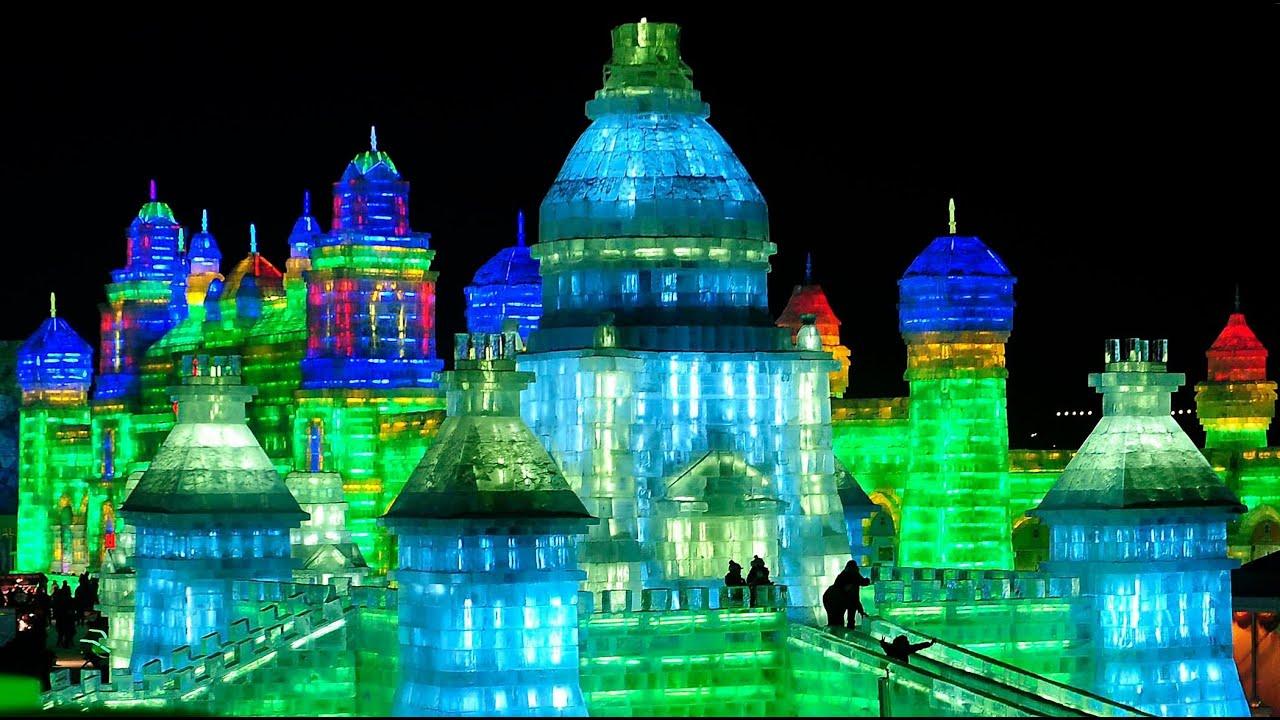 Harbin International Ice And Snow Sculpture Festival China