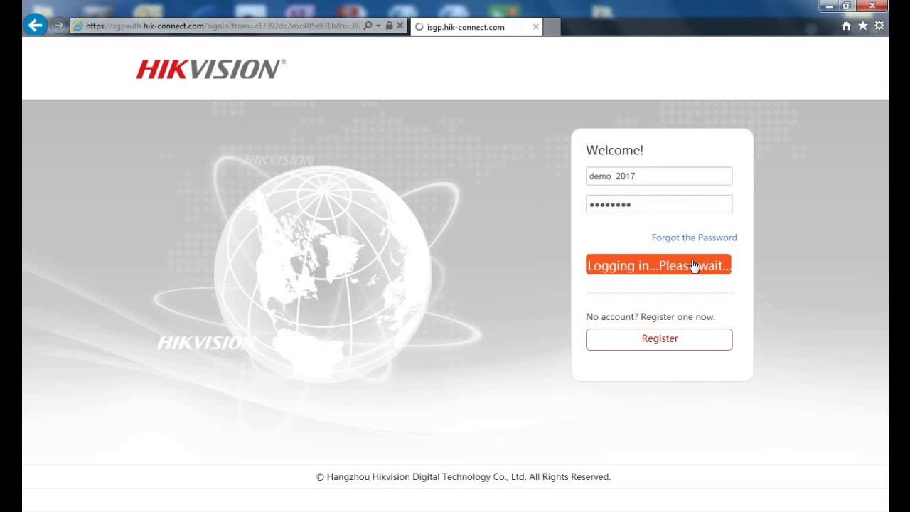 How to add Hikvision devices to Hik-Connect using a web browser
