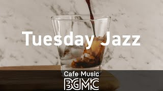 Tuesday Jazz: Chill Autumn Morning Cafe Music - Cool Background Music for Work, Study, Read and Rest