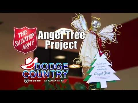2014 Angel Tree Project Dodge Country In Killeen Texas Youtube