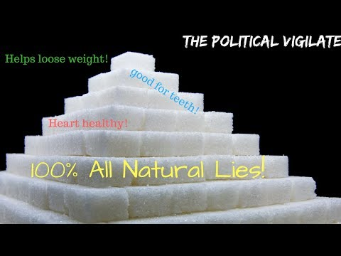 Sugar Lobby Paid Scientists To Lie — The Political Vigilante
