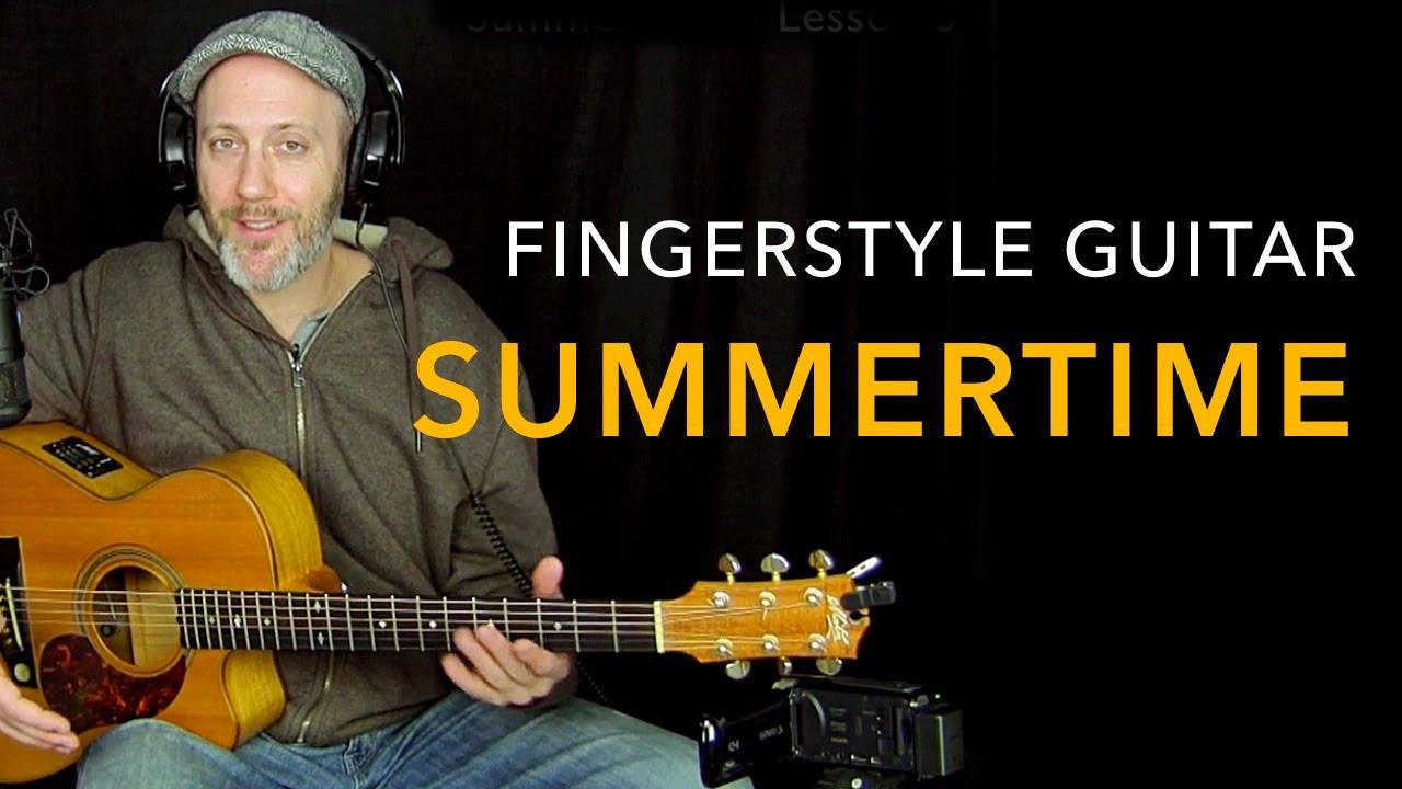 adam-rafferty-summertime-solo-fingerstyle-guitar-adam-rafferty