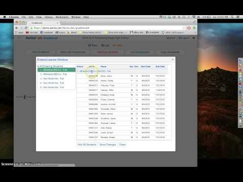 Aeries.net Basics Tutorial