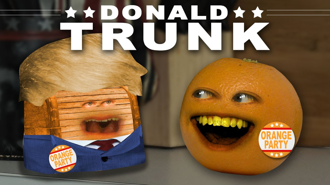 Image result for orangey orange annoying orange funniest trunk image