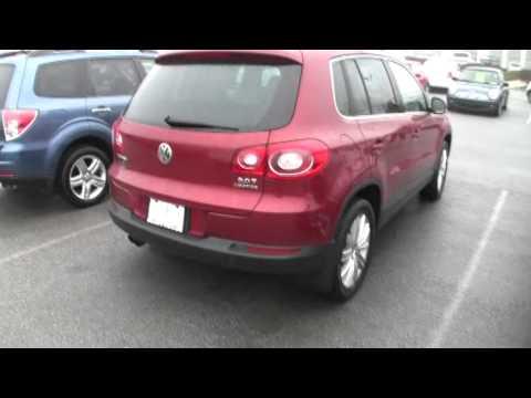 2009 VW Tiguan call Tina at 484 593 5000