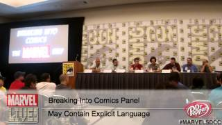 Learn How to Become A Comic Book Creator at SDCC 2014