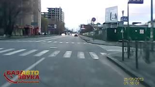 видео Видеорегистратор globex hqs-205b обзор