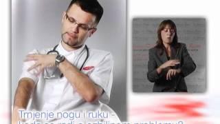 Repeat youtube video Trnjenje nogu i ruku - kada se radi o ozbiljnom problemu?