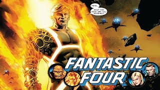 Fantastic Four: El Regreso de Human Torch.