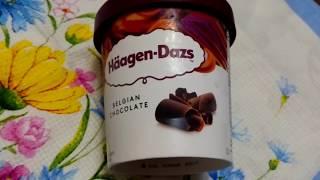 Обзор шоколадного мороженого Häagen-Dazs